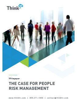 People Risk Management White Paper